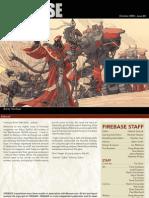 Firebase Issue Eight