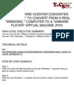 VmwareVMConverterStandalone-p2v