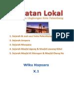 Sejarah Dan Asal Usul Kota Palembang