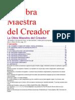 A Obra Mestra Do Criador