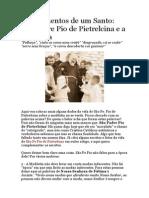 Ensinamentos de Um Santo Pe Pio e a Modestia