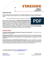 Fireside Newsletter Vol 1 No 2