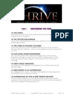 THRIVE Chapter Summaries
