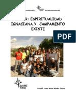 Espiritualidad Ignaciana y Campamento Existe Texto