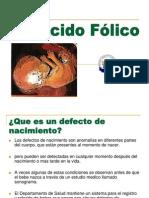 Presentation Acido Folico