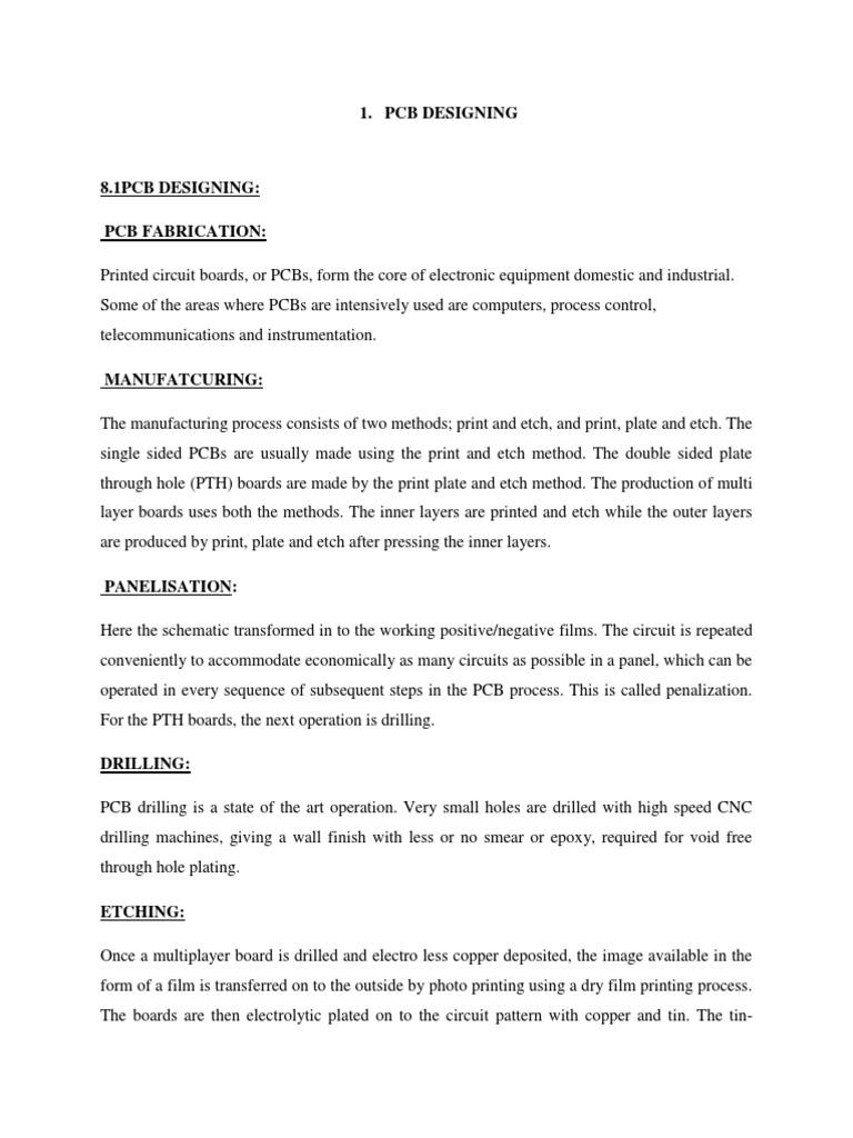 Pcb Designing | Printed Circuit Board (12 views)