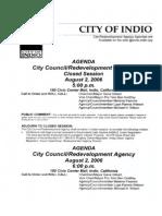 2004-3 Area2 Deposit Reimburseagreement 9.20.2006.Xpdf