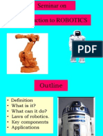 IntroductiontoRobotics A