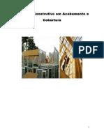 Processo Construtivo Em Acabamento e Cobertura