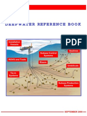 Total-Deepwater Reference Book[1] | Subsea (Technology ... on