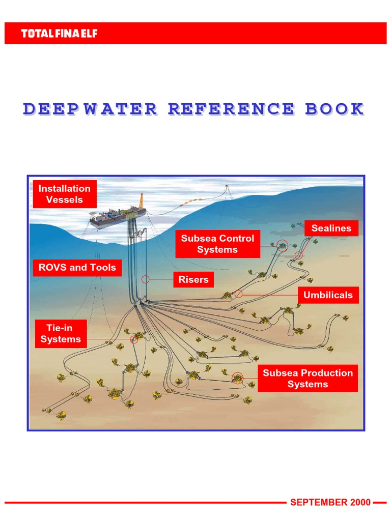 Total Deepwater Reference Book 1 Subsea Technology