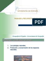 Geografia Fisica Paisajes y Recursos Naturales