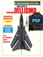 Aerei Modellismo - 1989-04 - F-86 Sabre, Me-109 E, F6F Hellcat,