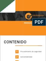 Manual Construequipos