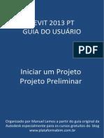 Revit 2013 PT Iniciar Um Projeto