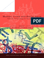 Cain & Howe 2008 Women, Crime and Social Harm