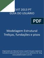 Revit_2013_PT_Modelagem_Estrutural_Treliças_Fundações_Pisos