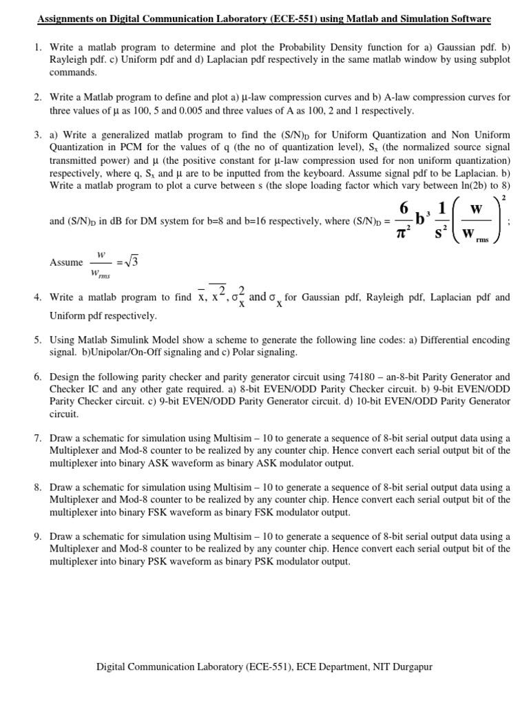 Ece551laba Sampling Signal Processing Modulation 9 Bit Parity Generator Logic Diagram