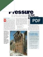 ACI 347 Pour Pressure Article(Concrete Const Article W ACI Tables)
