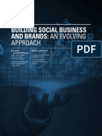 Building Social Business And Brands