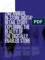 SapientNitro 2nd Annual In-store Digital Retail Study