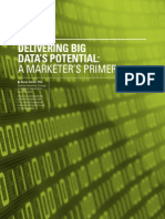 Delivering Big Data 's Potential