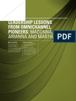 Leadership Lessons From Omnichannel Pioneers