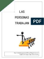 Adaptación Curricular, Las personas trabajan, 3º EP