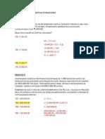 EXERCÍCIOS_MATEMÁTICA_FINANCEIRA