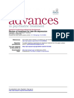 APT - 2013 - Review of Treatment for Late-life Depression