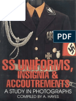 [Armor] - [Schiffer Military History] - SS Uniforms, Insignia & Accoutrements