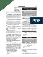 Nuevo Cuadro de Aranceles Judiciales 2014 - R.a. 051-2014-CE-P
