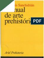 AP - Manual de Arte Prehistórico, Sanchidrián