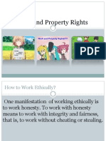 Work and Property Rights
