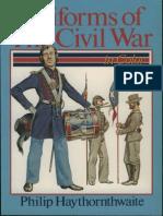 [Uniforms] [Sterling Publication] - Uniformes of American Civil War (60 Colors Plates) (Phil Haythornthwaite)