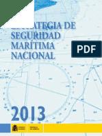 Estrategia de Seguridad Maritima NAcional