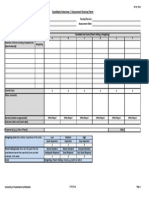 Interview and Assessment Form