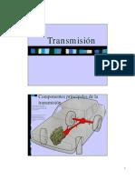 mecanica automotriz - transmision