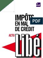 Libé - Impôts en mal de crédit.pdf
