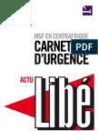 Libé - Centrafrique, carnets d'urgence de msf.pdf