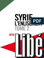 Libé - Syrie, l'agonie sans fin.epub