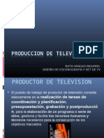 Produccion de Tv 2003