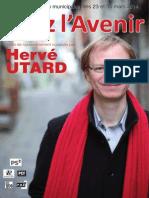 Osez l'Avenir avec Hervé UTARD -  Le Projet