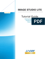 Image Studio Lite Tutorial