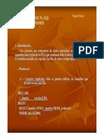 3 Pl SQL Cursores