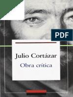 Obra Crítica, Julio Cortazar
