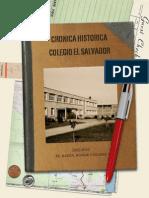 Crónica histórica Colegio El Salvador 1953-2010