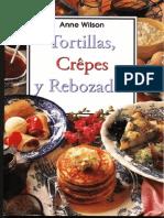 Tortillas, Crepes y Rebozados - Anne Wilson