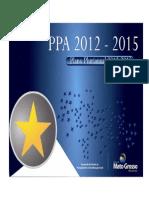 PPA 2012-2015 - Governo do Estado do Estado de Mato Grosso