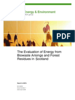 SEPA- Report on Biowaste